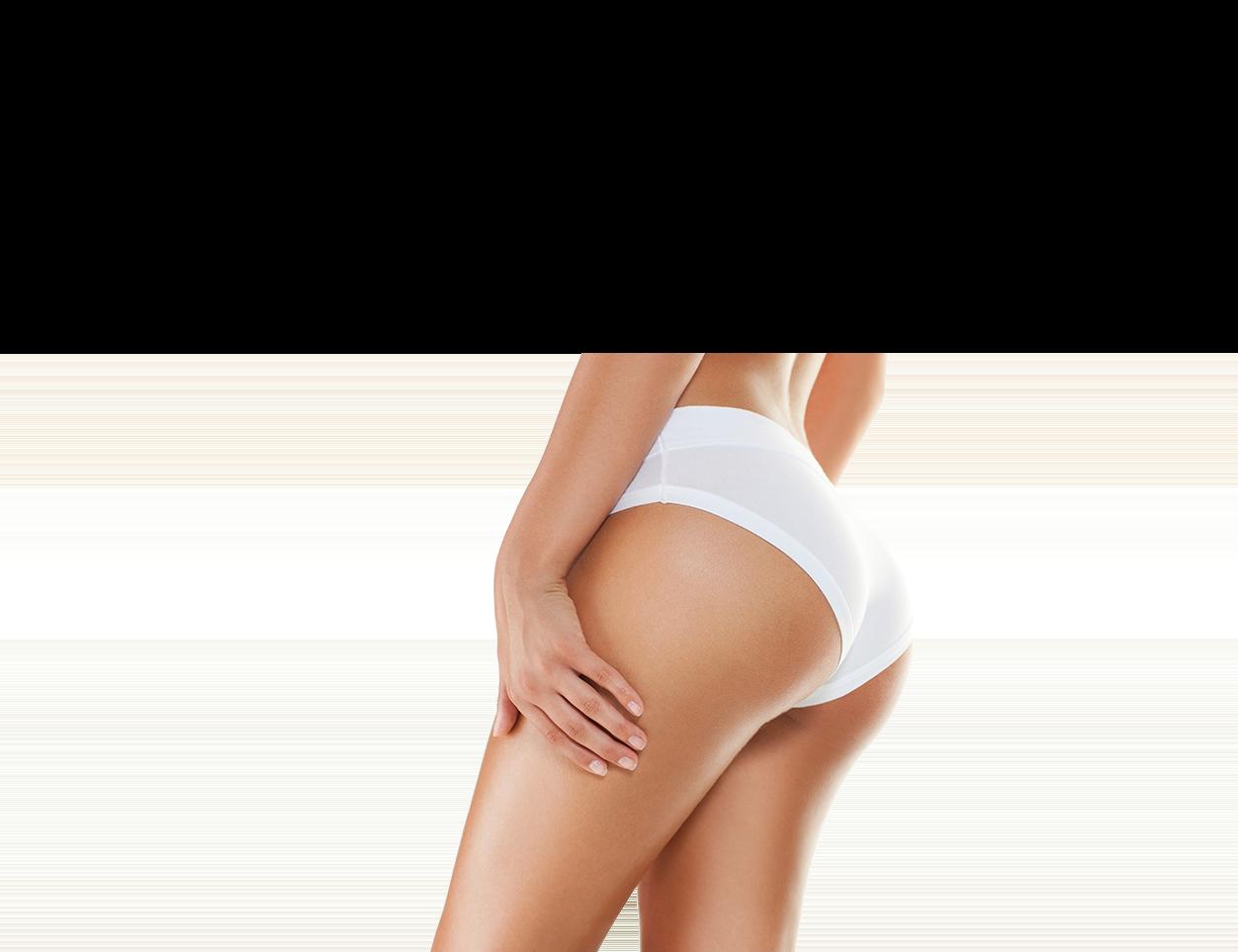 QWO® Cellulite Treatment Model