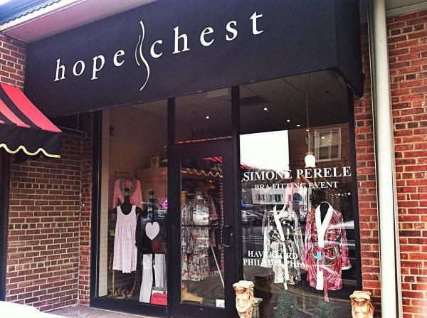 Hope Chest Storefront