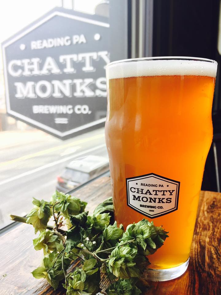 Reading, PA Chatty Monks Brewing Company