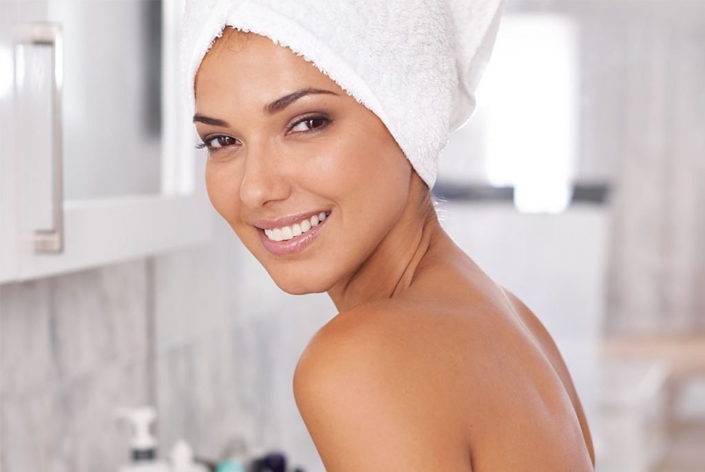 What do dermatologists do to keep their skin healthy