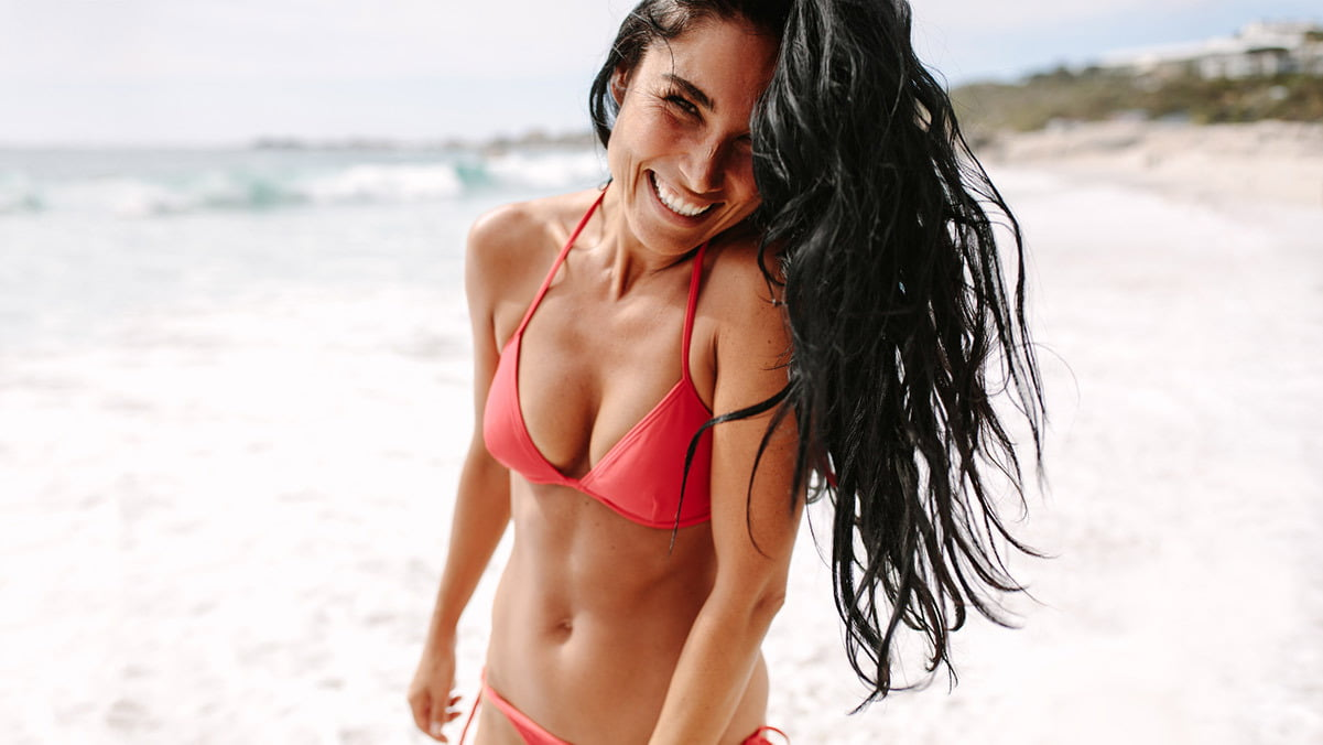 Woman is Happy She Chose Dr. Reedy's Rapid Recovery Breast Augmentation